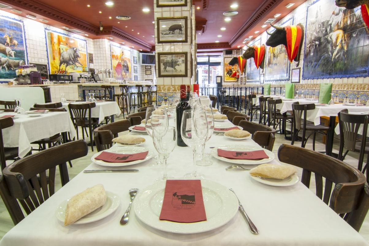 La taurina cocina tradicional espa ola mira magac n for Cocina tradicional espanola